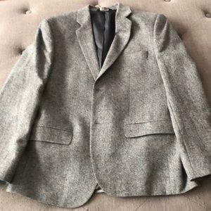 Black / white blazer jacket